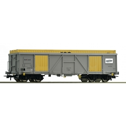 76724 - Roco Gondola with container, SNCB, HO