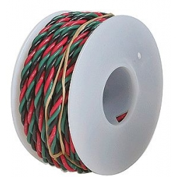 Wire Works 322070230 Three Conductor Hookup Wire - 22 Gauge - 23'