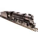 Broadway Limited 5557 Steam Locomotive USRA Heavy Mikado, W&LE 6002, Paragon3 Sound/DC/DCC, HO
