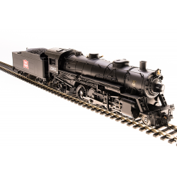 Broadway Limited 5574 USRA Light Mikado, Rock Island 2307, Paragon3 Sound/DC/DCC, HO