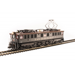 Broadway Limited 4700 Electric Locomotive PRR P5a Boxcab, 4739, 1930's Passenger Type, DGLE, Paragon3 Sound/DC/DCC, HO
