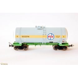 Onega 4-axle tank wagon for petroleum products, model 15-1443-0005, HO