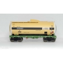Onega 4-axle tank wagon for methanol, model 15-1610-0202, HO