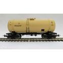 Onega 4-axle tank wagon for alcohol, model 15-1454-0001, HO
