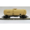 Onega 4-axle tank wagon for alcohol, model 15-1454-0001, HO