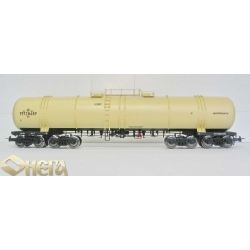 8-axle tank wagon for petroleum products, model 1500-0002