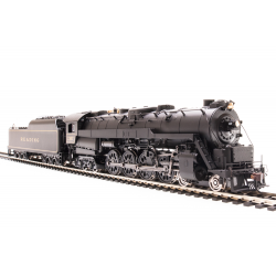 Broadway Limited Imports 4461 Reading T1 4-8-4, In Service Version 2108, Paragon3 Sound/DC/DCC, HO