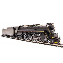 "Broadway Limited Imports 4468 Reading T1 4-8-4, ""Reading Rambles"" Excursion 2100, Paragon3 Sound/DC/DCC, HO"