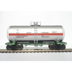Onega 4-axle tank wagon for pentane, model 15-1520-0002