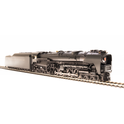 Broadway Limited 2696 PRR S2 6-8-6 Turbine 6200, with large smoke deflectors, Paragon3 Sound/DC/DCC, HO