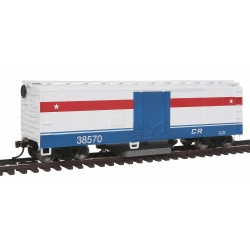 WalthersTrainline 931-1484 Track Cleaning Boxcar, HO