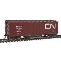 WalthersTrainline 931-1481 Canadian National Track Cleaning Boxcar, HO
