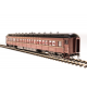 BLI 4960 PRR P70R with Ice AC, Tuscan Red w/ Gold Lettering & Stripes, 4-Car Set, HO