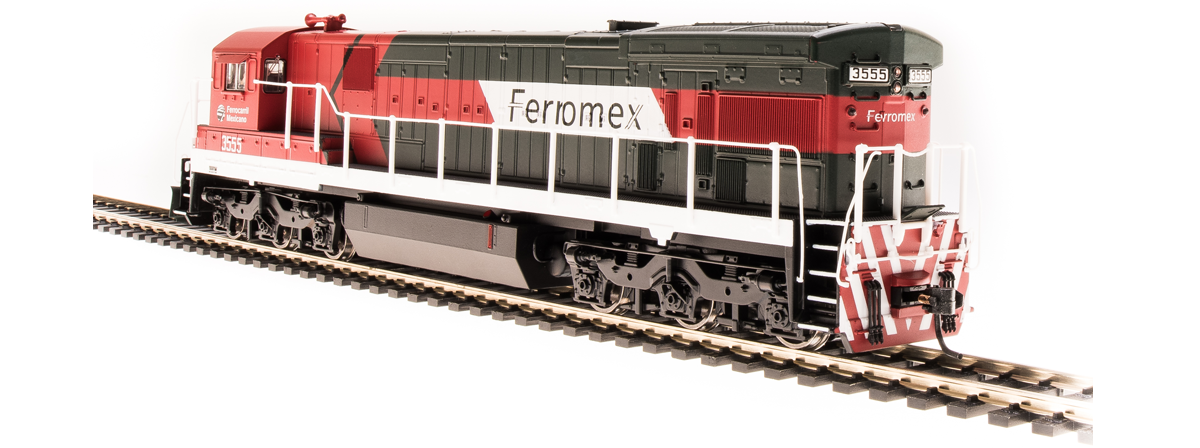 BLI 4410 GE C30-7, Ferromex 3555, Red, Blue & White, Paragon3 Sound/DC/DCC, HO