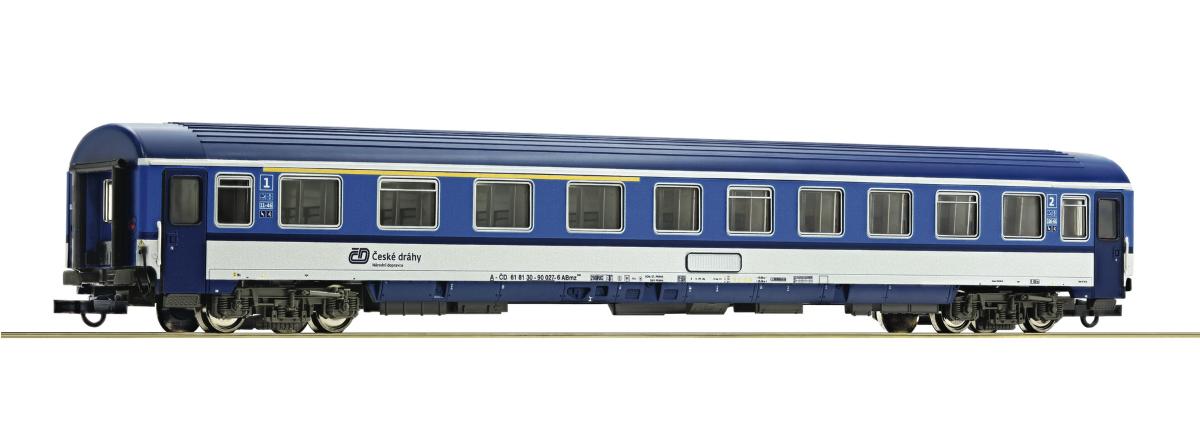 64643 - Roco 1st/2nd class passenger carriage, CD, HO