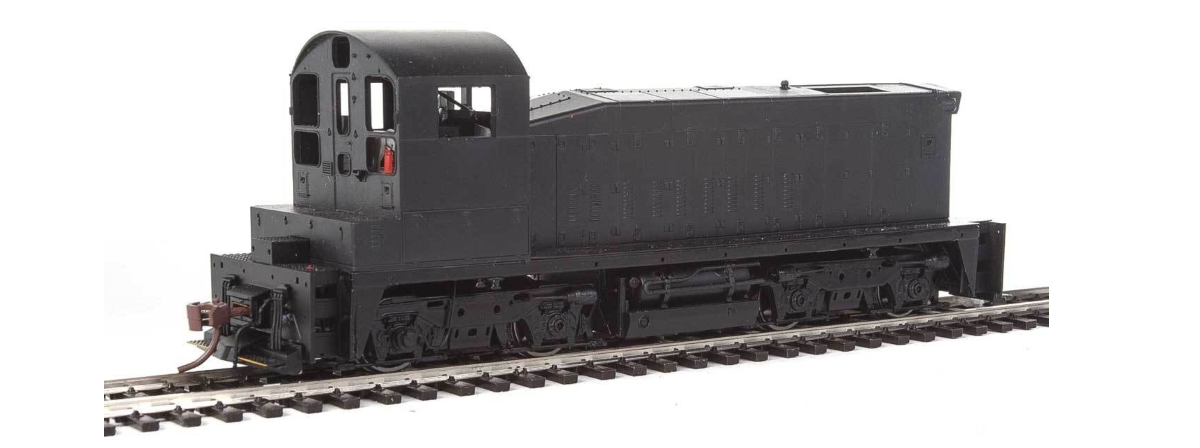 Rapido 26533 GMD SW1200RS CP Version w/LokSound & DCC -- Undecorated, HO