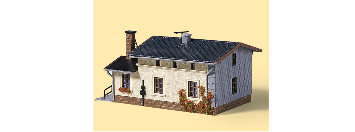 11338 Auhagen Track inspector house, HO