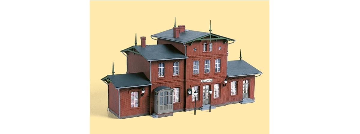 11381 Auhagen Krakow station, HO