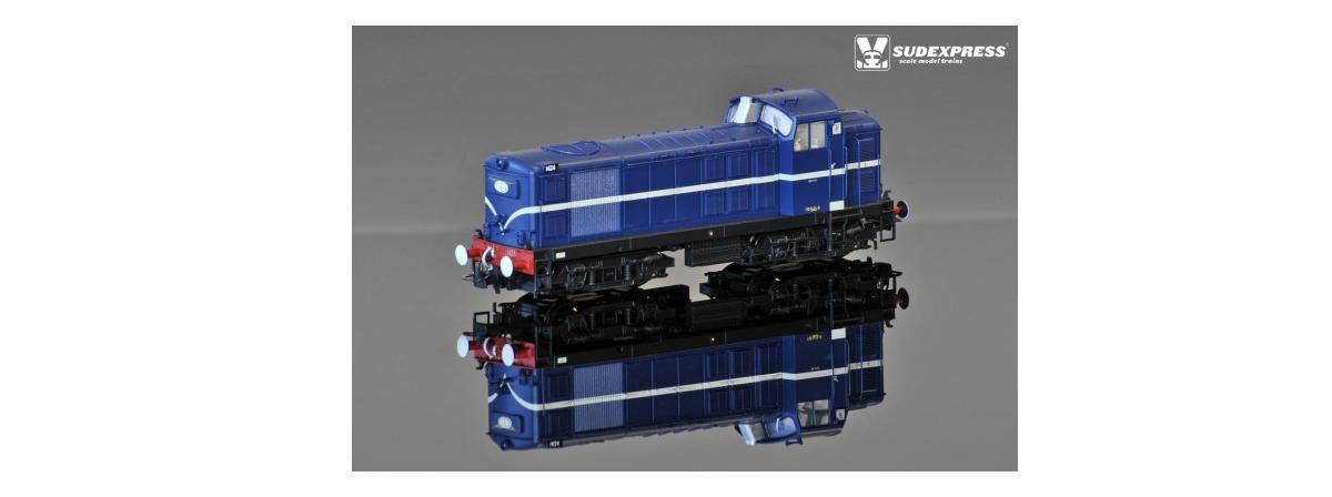 Sudexpressmodells 142415DC Diesel Locomotieve, DC, HO
