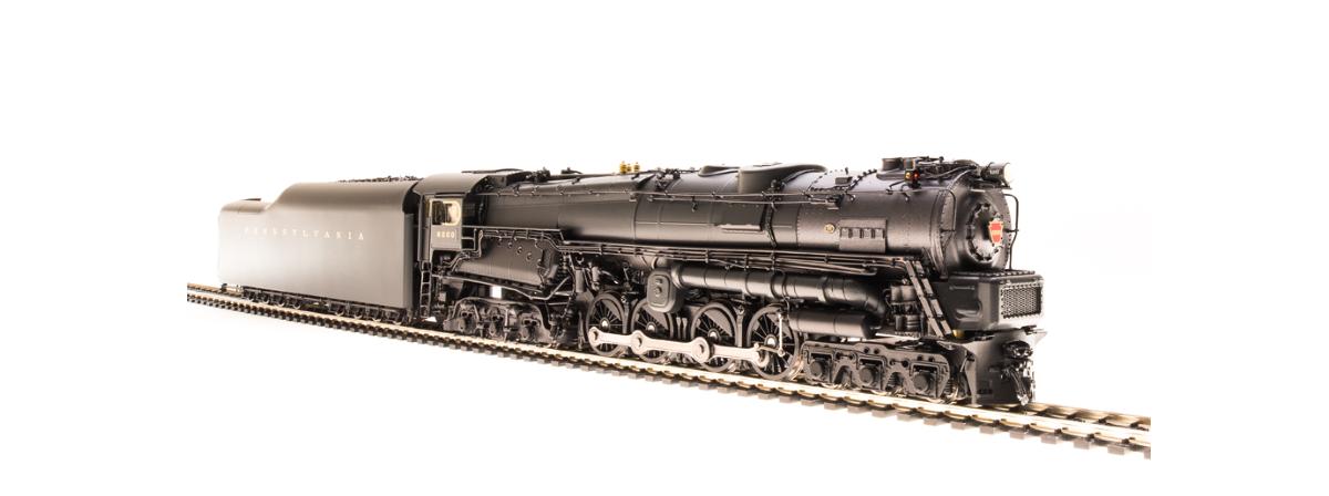 2694 Broadway Limited PRR S2 6-8-6 Turbine 6200, As-Delivered version, Paragon3 Sound/DC/DCC, HO