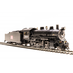 BLI 4320 2-8-0 Consolidation, Rock Island №2017, Paragon3 Sound/DC/DCC, HO