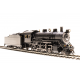 BLI 4326 2-8-0 Consolidation, Unlettered, Paragon3 Sound/DC/DCC, HO