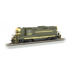 Bachmann Canadian National 1720 w dynamic brakes - GP9 - DCC (HO Scale)
