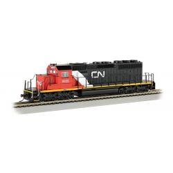 Bachmann Canadian National 6023 - SD40-2 (HO Scale)