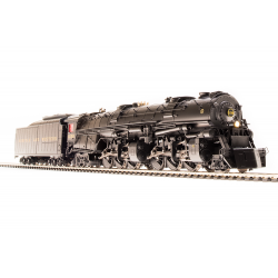 Broadway Limited 4480 N&W Class A 2-6-6-4, №1238, with 22i tender, with roller-bearing siderods, Paragon3 Sound/DC/DCC, HO