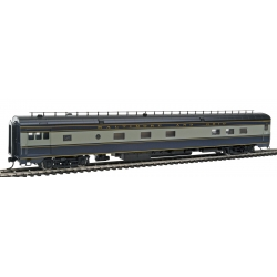 WalthersProto 920-9400 85' P-S Baggage-Dorm-Coffee Shop-Lounge - Std - Ready To Run - Capitol Ltd, HO
