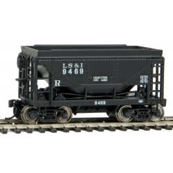 Walthers Mainline 910-58064 24' Minnesota Taconite Ore Car 4-Pack - Ready To Run, HO