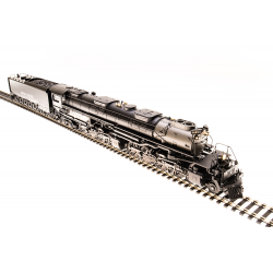 Broadway Limited 4383 UP Big Boy №4020, 1944, Wilson Aftercooler, 25-C-400 Coal Tender, Sound/DC/DCC, HO