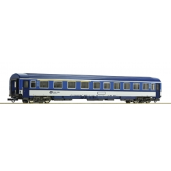 64643 - Roco 1st/2nd class passenger carriage, CD, HO