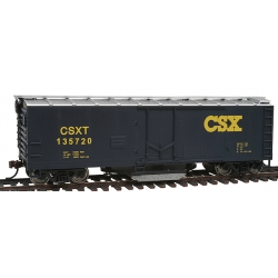 WalthersTrainline 931-1754 40' Plug-Door Track Cleaning Boxcar, HO