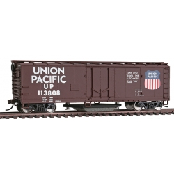 Cleaning Boxcar HO - 40' Plug-Door Track - WalthersTrainline 931-1756