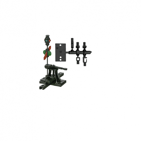 Caboose Industries 103R High-Level Switch Stand, HO