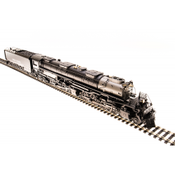 Broadway Limited 5670 UP Big Boy 4009, 1941, As-Delivered Aftercooler, 25-C-100 Coal Tender, Sound/DC/DCC, HO