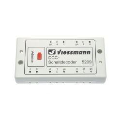 Viessmann 5209 DCC Switching Decoder for Signals and Accessories