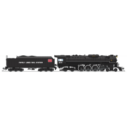 Broadway Limited 4908 C&O J3a 4-8-4, 614, Excursion Service, Paragon3 Sound/DC/DCC, Smoke, HO