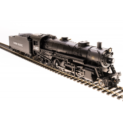 Steam Locomotive HO USRA Light Mikado UP 2488 Paragon3 Sound DC DCC Broadway Limited 5580