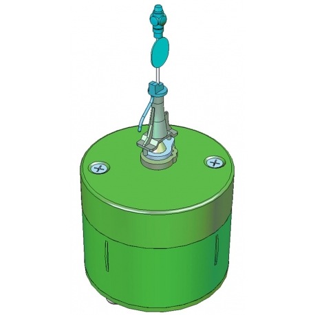 Rapido 320101 Turnout Motor (Switch Machine) - RailCrew -- Single