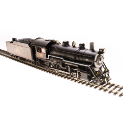 Broadway Limited 5532 2-8-0 Consolidation, MEC 516, Paragon3 Sound/DC/DCC, Smoke, HO