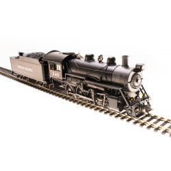 Broadway Limited 5535 Steam Locomotive 2-8-0 Consolidation, UP 240, Paragon3 Sound/DC/DCC, Smoke, HO