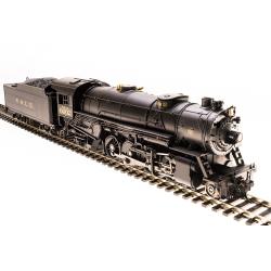 Steam Locomotive HO USRA Heavy Mikado W&LE 6002 Paragon3 Sound DC DCC Broadway Limited 5557