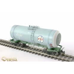 Onega 4-axle tank wagon for petroleum products, model 15-1443-0004, HO