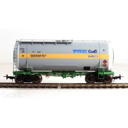 Onega 4-axle tank wagon for gasoline, model 15-1447-0007, HO