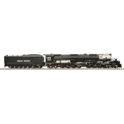 Big Boy Steam Locomotive HO - 4-8-8-4 Modified - Proto-Sound 3.0 and DCC -- Union Pacific 4004 - MTH 80-3280-1