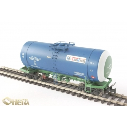 Tank wagon for gasoline - HO - Onega 1547-0005
