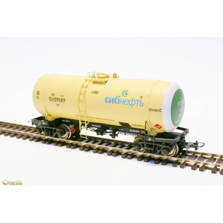 Tank car wagon HO for oil products Onega 15-1566-0002