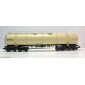Tank car wagon HO for petroleum products 8-axle Onega 15-1500-0001